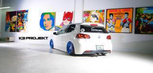 Volkswagen Golf K3Projekt