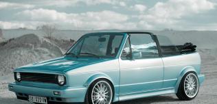 Volkswagen Golf Cabrio MK1