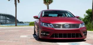 Volkswagen Passat CC Concavo Wheels