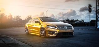 Volkswagen CC Concavo Wheels