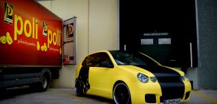 VW Polo Tweety