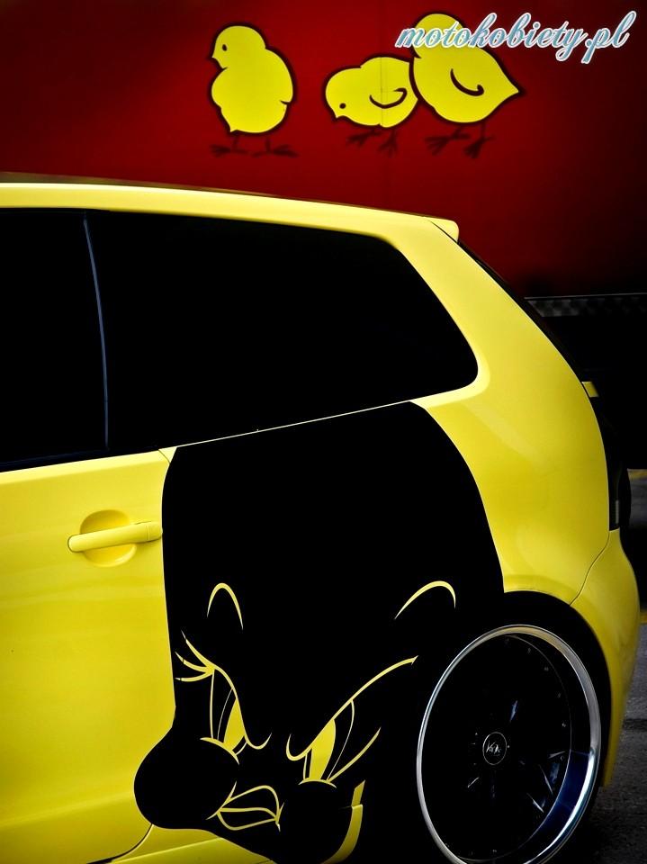 VW Polo Tweety