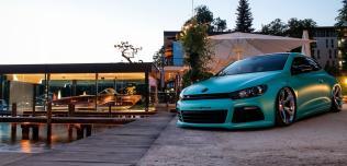 Volkswagen Scirocco R PWF