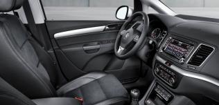 Volkswagen Sharan 2010