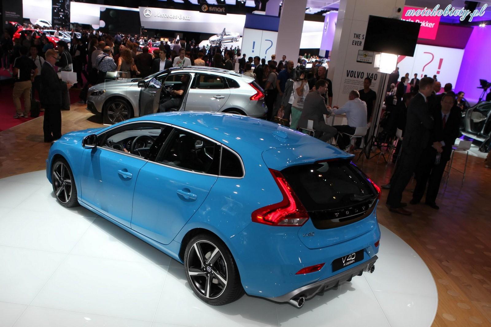 Volvo V40 R-Design