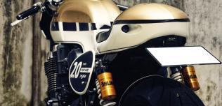 Yamaha XV950 Playa del Rey