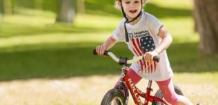Rowerek biegowy - najlepszy rower na start