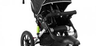 Wózki dziecięce jeep
