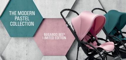 Bugaboo Bee3 edycja pastelowa
