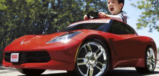 Fisher-Price Mini Corvette Stingray
