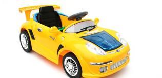 Porsche dla dzieci