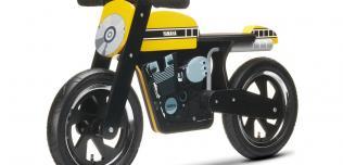 rowerek biegowy Yamaha Cafe Racer