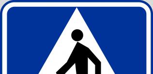 przejscie dla pieszych