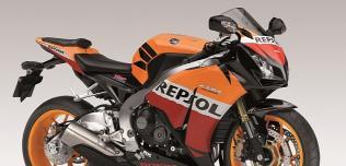 Honda CBR1000RR Repsol Limited Edition