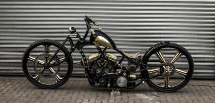 Gold-Digger motorcycle