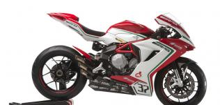 MV Agusta F3RC World Supersport