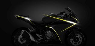 Honda CBR 500R MY2016