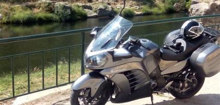 Kawasaki 1400GTR