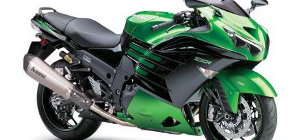 2016 Kawasaki ZZR1400