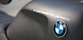 BMW R1200R Scrambler od Lazareth