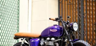 Triumph Bonnevile Bobbemir