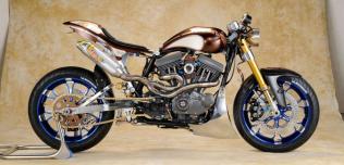 Harley-Davidson Sporster Avanzare