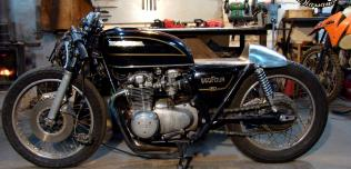 Rodents Honda CB550 78
