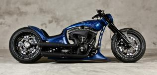 custom bike Sebastiana Vettela