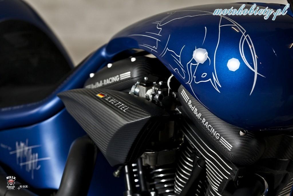 custom bike Sebastiana Vettela