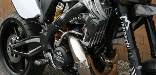Honda CR500AF od Taffy Racing