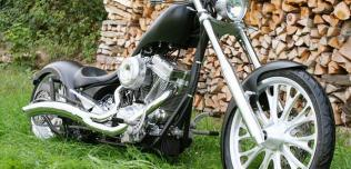 Bear Bones od Big Bear Choppers