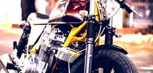 Honda CB750F od Tu Thanh Da garage