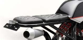 Honda CB750 od Steel Bent Customs