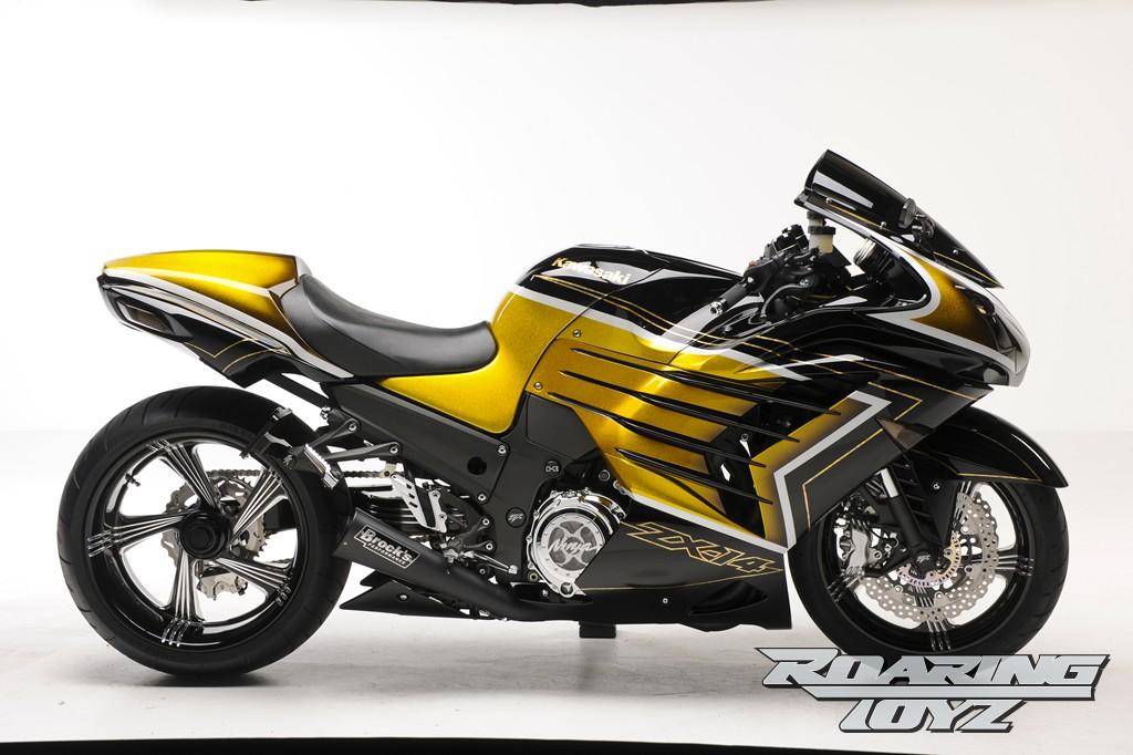Roaring Toyz Kawasaki ZX-14R