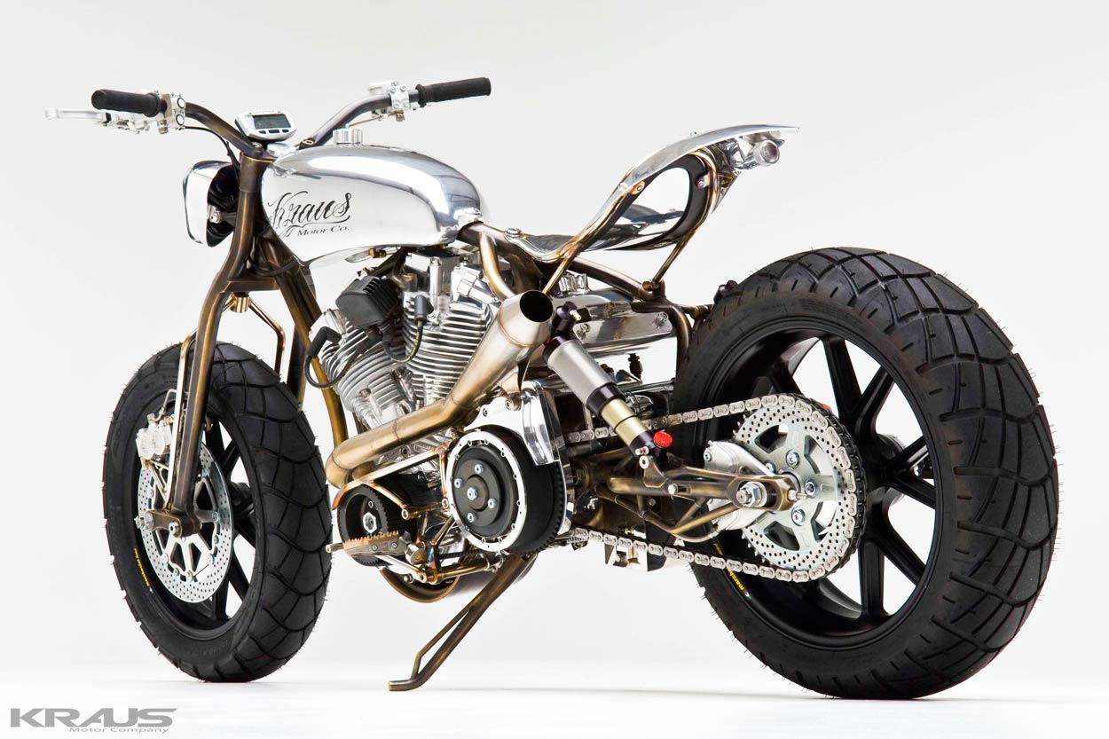 Steampunk Kraus Achuma Custom Bike 03