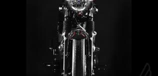 Triumph Bonneville by Dime City Cycles
