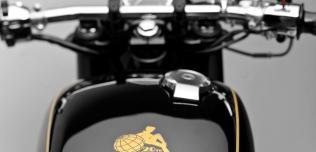 Yamaha Virago 1100 Vinago Billy Joel