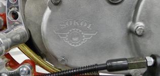 Sokol polski motocykl