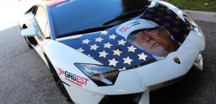 Donald Trump Lamborghini