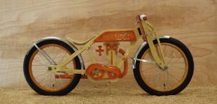 Rowerek biegowy Dunecraft
