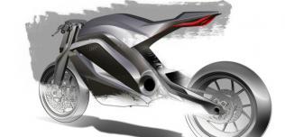 Koncepcyjny motocykl Audi