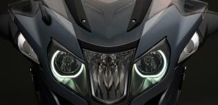 Nowe BMW R 1200 RT