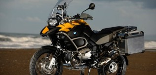 2010 BMW R1200GS - test
