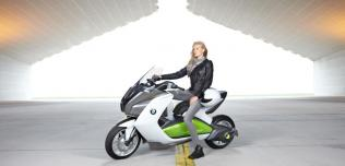 BMW Concept e Maxi-Scooter