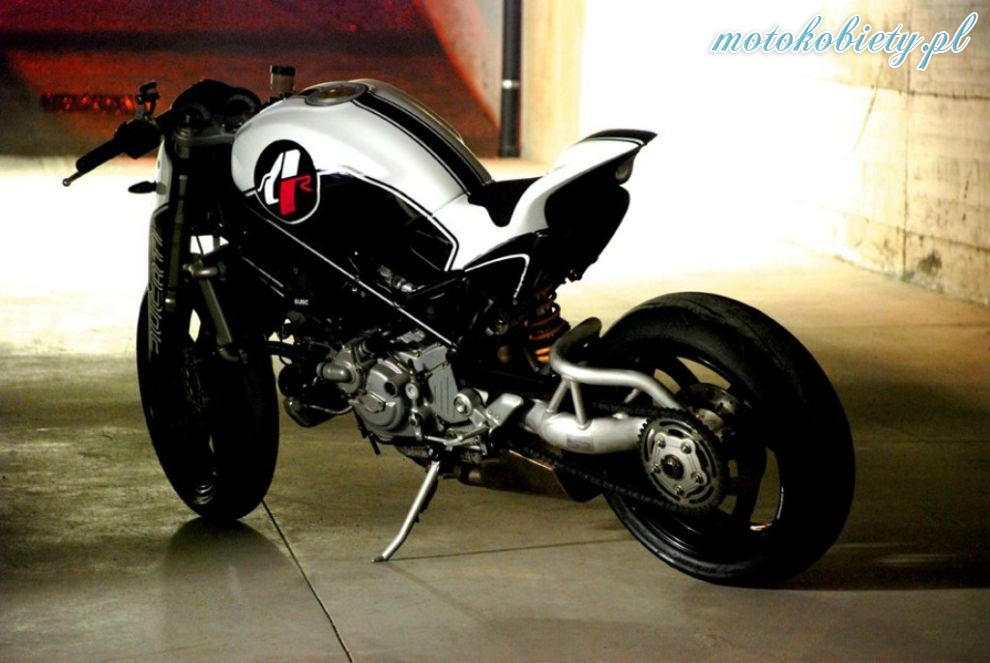 Ducati Monster Msr By Paolo Tesio