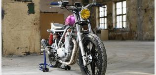 Honda FT 500 Custome bike