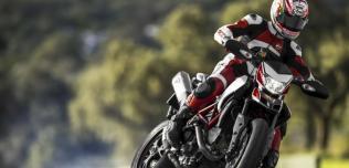 Ducati Hymermotard i Nicky Hayden