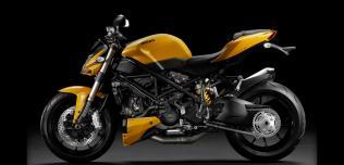 2013 Ducati Streetfighter 848