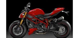 2013 Ducati Streetfighter S