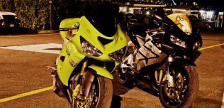 Kawasaki Ninja vs. Honda CBR